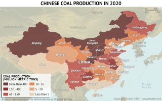 China's New Coal Tax Will Affect Regions Differently