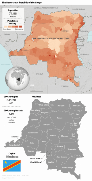 Why the Congo Is So Unstable