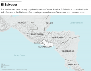 How Geography Forged El Salvador's Gangs