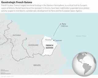 Why France Cares About French Guiana