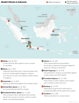 In Indonesia, Jihadists Struggle to Cultivate Tradecraft