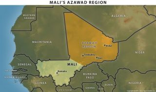 The National Movement for the Liberation of Azawad