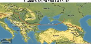 Russia's Plan for the South Stream Pipeline