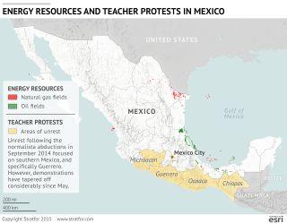 Mexican Labor Resists Reform