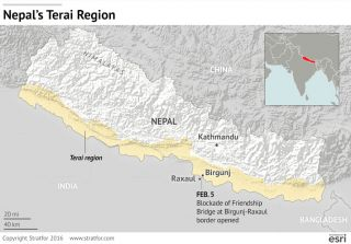 Border Blockade Lifts, Allows India to Maintain Influence on Nepal
