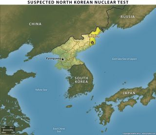 North Korea's Nuclear Test