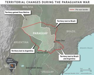 The Paraguayan War Reshaped the Region