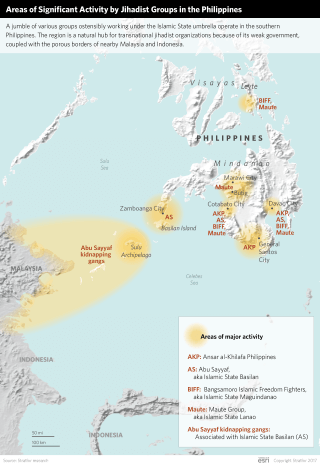 The Real Goal of the Philippines' Jihadists