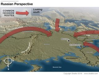 Russia's Perpetual Pattern of Expansion and Decline