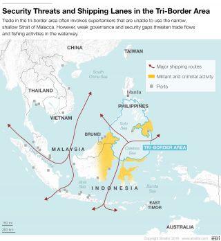 Policing Southeast Asia's Tri-Border Area
