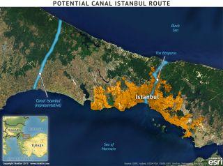 Turkey's Canal Proposal