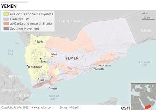 Who Controls Yemen?