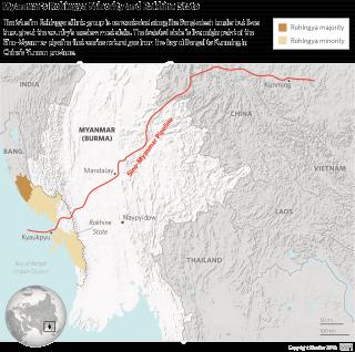 Myanmars Rohingya Minority and Rakhine State
