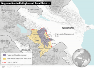 In the Caucasus Moscow Manages a Simmering Dispute