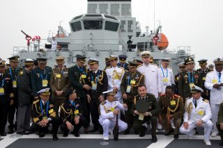 As the Chinese Navy has continued to rapidly grow over the last two decades, its interaction with other navies around the world has similarly increased.