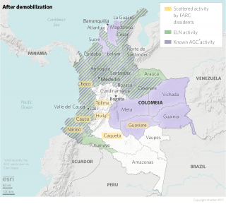 Colombia After Demobilization