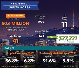 A Snapshot of South Korea