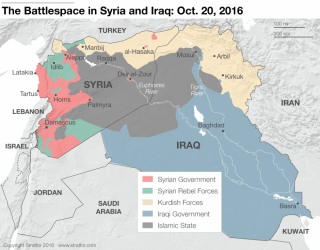 Having already encountered stiff resistance around Mosul, Washington will seek to capitalize on the momentum against the extremist group to batter its remaining positions in Iraq and Syria. But significant hurdles to the Raqqa operation have arisen before the battle has even begun.