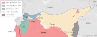 A Map of Syria and the Manbij Compromise