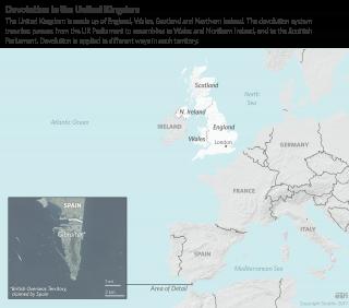 United Kingdom: England, Northern Ireland, Scotland, Wales