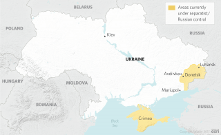 Ukraine is extremely vulnerable to Moscow's full range of hybrid warfare tactics.