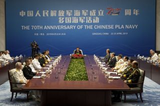 As part of China's growing external focus, especially when it comes to Beijing's ambitions in the South and East China seas, the Communist government under President Xi Jinping has continued to emphasize the development of its naval and aerospace forces.