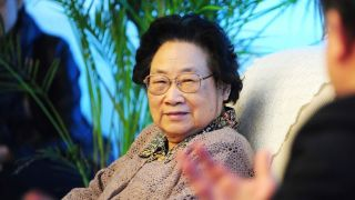 Nobel Prize winner Tu Youyou. She participated in a Chinese initiative to find new malaria treatments; she published her findings in 1981. Her team successfully isolated artemisinin, a compound that has become the anchor of the first-line combination treatment for malaria.