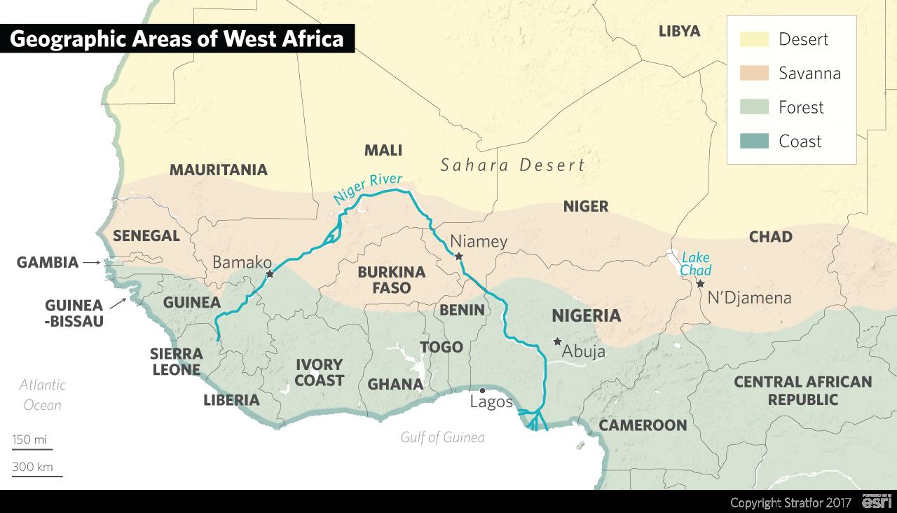 Image result for niger river